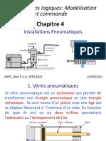 Chap.4.Installations Pneumatiques