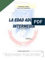 ASPECTOS PSICOSOCIALES DE LA EDAD ADULTA INTERMEDIA