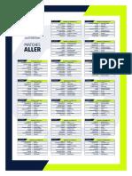 Calendrier de Ligue 1 2021/2022