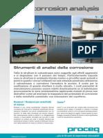 Corrosion Sales Flyer Italian High