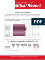 Political Report March 2011