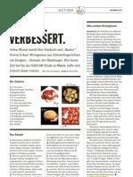 Hamburger Rezept - Witzigmann