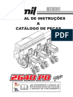 PLANTADEIRA JUMIL 2640-PD-Plus