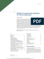 Méthodes d'enregistrement ambulatoire de l'électrocardiogramme