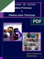 catalogo piedras semi preciosas