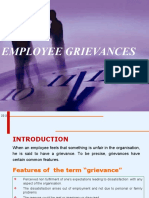grievance handling ppt by prachi