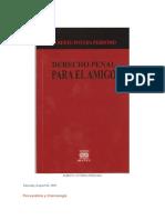 Juan fernando. Psicoanalisis y Criminologia