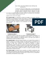FABRICACIÓN DEL PANEL AISLANTE TÉRMICO DE CORTEZA DE EUCALIPTO