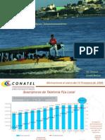 Comunicaciones en Venezuela (Conatel 2010)