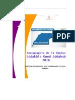 Monographie de La Région Eddakhla-Oued Eddahab, 2018 (Version Française) (1)