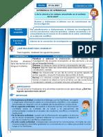 DIA3-VCICLO-EdA3-COMUN. esribe diversos tipos de textos