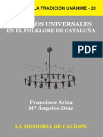 Ariza Francisco - Simbolos Universales en el Folklore de Catalunya