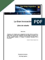 La Gran Invocación - Libro de estudio