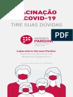 Hermes Pardini e Book Vacinas Covid