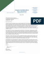 6-25 GOP Letter on Title 42