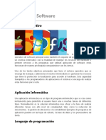 Partes del Software