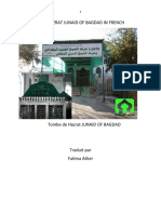 50 Events of Hazrat Junaid of Bagdad in French