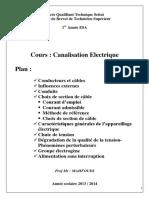 Cours Canalisation Electrique
