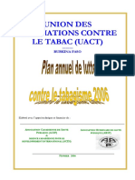 Plan Annuel UACT 2006