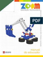 ano manual do educador EDUCAÇÃO TECNOLÓGICA Material disponibilizado para o Portal do SESI. Proibida a reprodução.