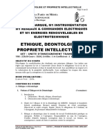 _Mohamed SOLTANE Prof. Dr._M1_ETHIQUE ET DEONTOLOGIE  PROP. INTELLECT. _S2_2020