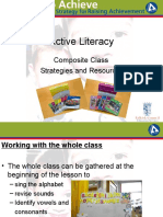 composite class strategies