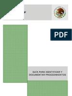 Guia Identificar y Documentar
