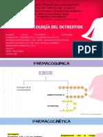 FARMACOLOGÍA DEL OCTREOTIDA EXPO