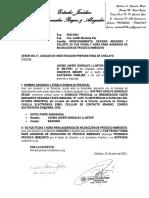 APERSONAMIENTO - EXP 5032-2021