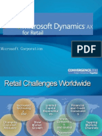 DynamicsAX Retail_CustomerDeck