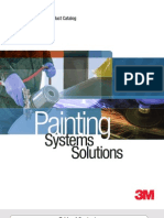 Paint system product catalog