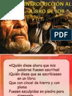 DIAPOSITIVAS DEL DOCENTE PARA EL LIBRO DE JOB (2021)