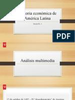 Hist Econ. AL y Ec - FCEA Sesión 3 - Cueva - Estructuras Precapitalistas