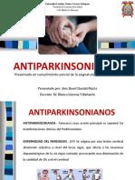 antiparkinsonianos