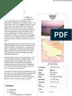 Allahabad - Wikipedia, the .