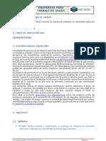 Propuesta de Grado - Corrector de Armonicos