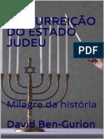 A RESSURREICAO DO ESTADO JUDEU_ - David Ben-Gurion