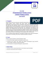 Pengembangan Pembelajaran (Variasi Pembelajaran)