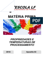 03 Propriedades e Temperatura de Processamento(1)