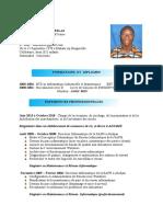 CV petroivoire