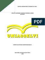 Estágio Supervisionado II - Paper [CORRIGIDO]