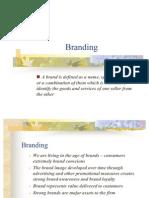 12. Branding