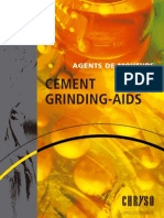 Cement Grinding Aid