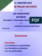 ENPC 2020 - FONDATIONS SUP