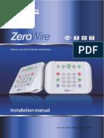 466-2629 (ES) RevA ZeroWire Installation Manual (1) (1)