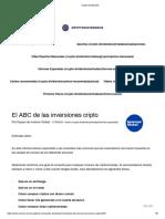 1_el ABC de Las Inversiones Cripto