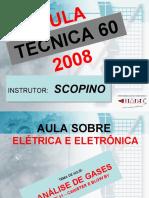 UMEC 60 2008 ELETRICA