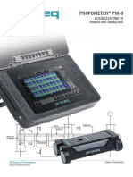 Profometer PM-6 Sales Flyer Italian High