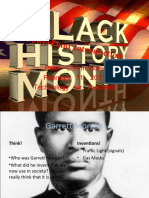 Little Known Black History