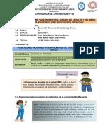 ACTIVIDAD 13- DPCC. 2°